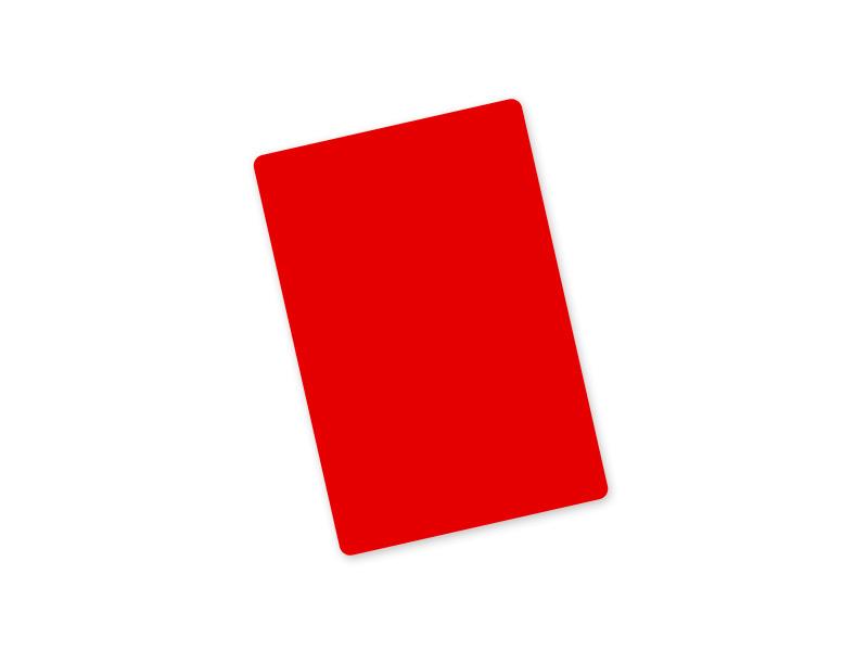 Rote Karte GГјltigkeit